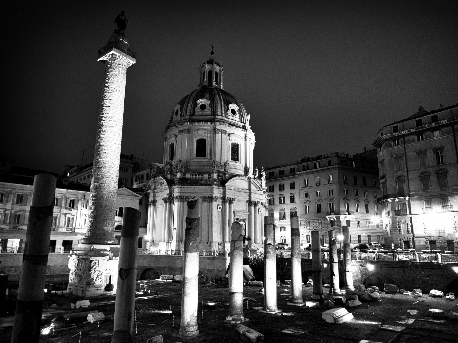 Rome after hours