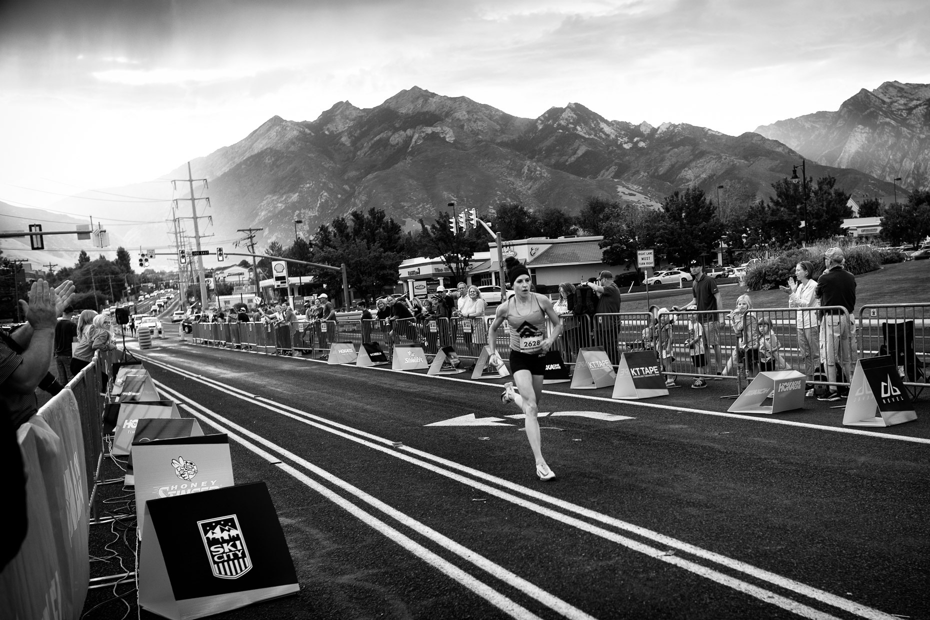Selina Big Cottonwood Half-Marathon 2018