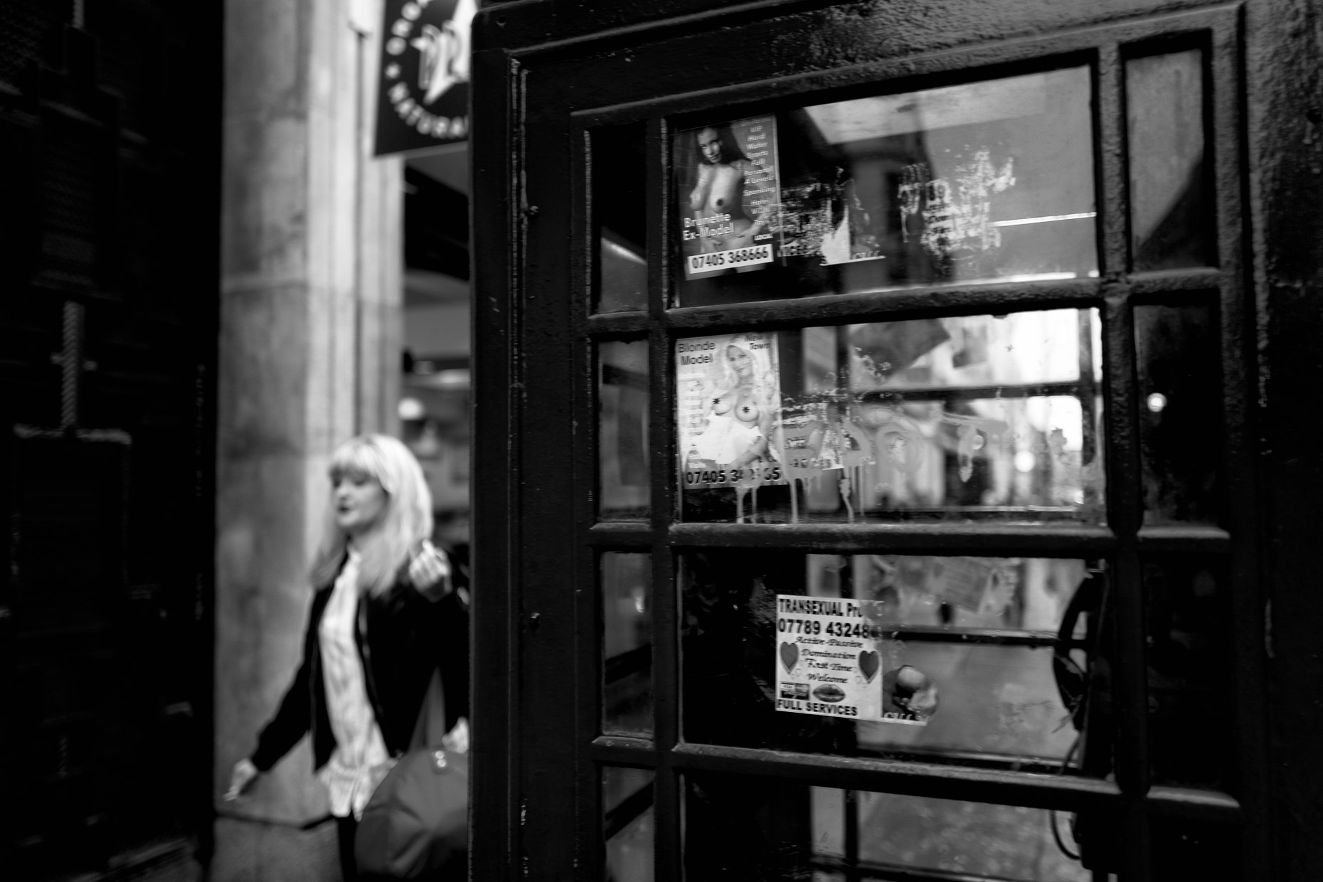 Soho phonebooth